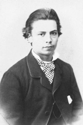 Philipp Mainländer, circa 1867
