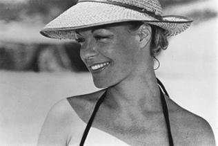 """Romy Schneider in """"César und Rosalie"""" (1972)"""