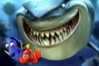 """Szenenfoto aus """"Findet Nemo"""" - bester Trickfilm bei der Oscar-Verleihung 2004"""