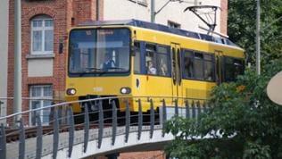 Stuttgarter Zahnradbahn nach Degerloch