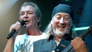Deep Purple in Karlsruhe