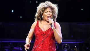 Tina Turner am 14. Januar 2009 in Köln