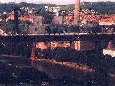 Das alte König-Wilhelm-Viadukt in Stuttgart