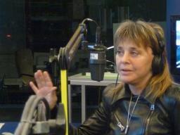Suzi Quatro am 24. Februar 2010 bei SWR1