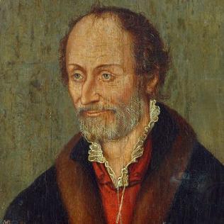 Porträt Philipp Melanchthons aus der Werkstatt Cranachs des Jüngeren