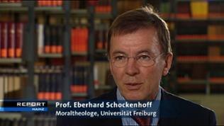 Prof Eberhard Schockenhoff