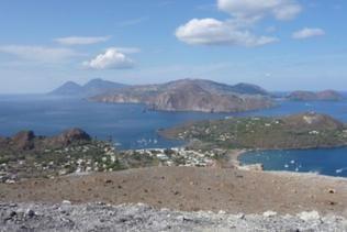 Äolische Vulkaninseln