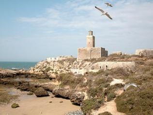 Essaouira am Meer