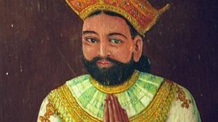 Kandy: Sri Vikrama Rajasinha, letzter König