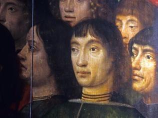 Altarbild der Schwarzhäupter