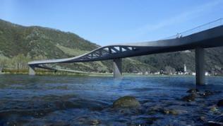 Entwurf Mittelrheinbrücke