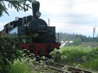 Jokioinen-Museumsbahn