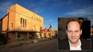 Ein Kino für die Palästinenserstadt Dschenin