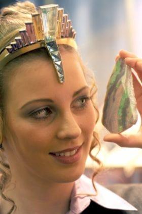 Schmuckstein Opal
