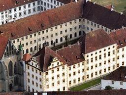 Luftaufnahme Internat Schloss Salem
