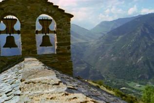 Jahrhundertelang verständigte man sich von Dorf zu Dorf über die Sprache der Glocken.