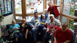 Elterninitiative krebskranker Kinder im Saarland erfüllt krebskranken Kindern kleine und große Wünsche