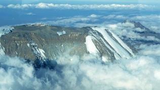 Er kam den Gletschern nahe, bezwingen konnte er sie nicht. Auf 5000 Metern musste er im dichten Schneetreiben aufgeben.