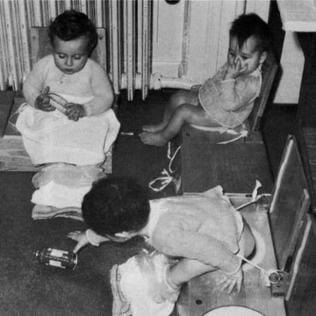 Kinder systematisch angebunden
