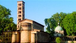 Friedenskirche im Schlosspark Sanssouci