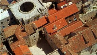 Luftaufnahme Split