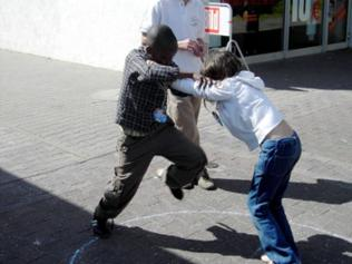 Herzenssache-Projekt Mainz: Fair Play Anti-Aggressionstraining