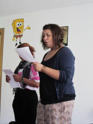 Herzenssache-Projekt Buchen: Integration nach Noten