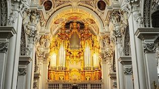 "Originalstimmensatz von Johann Sebastian Bachs Kantate ""Christ, unser Herr, zum Jordan kam"""