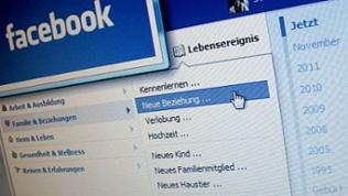 Facebooks Chronik-Ansicht