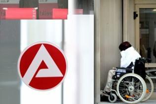 Arbeitslos und Schwerbehindert