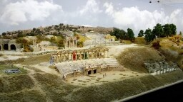 Spur H0: Selcuk Ephesus; Mother Mary Shrine - Originalgetreue Nachbildungen