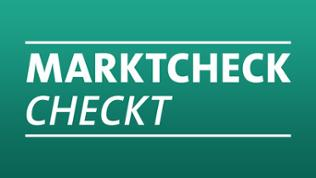 "Sujetbild ""MARKTCHECK checkt"""