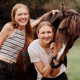 """Logo """"Mein Pferdesommer"""" (Foto: SWR)"""