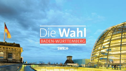 Logo Die Wahl (Foto: SWR)
