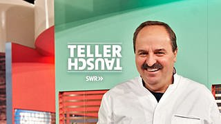 Logo Tellertausch (Foto: SWR)