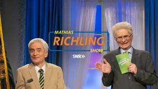 Logo Die Mathias Richling Show (Foto: SWR)