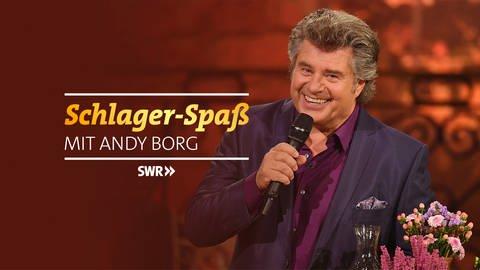 Logo Schlager-Spaß mit Andy Borg (Foto: SWR)