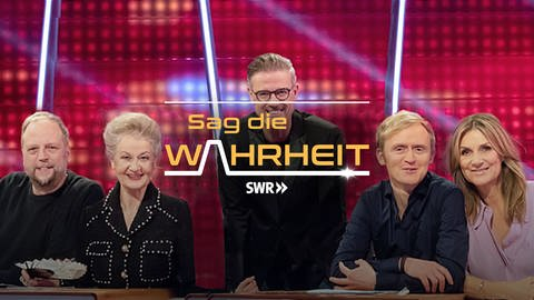 Logo Sag die Wahrheit (Foto: SWR, SWR)