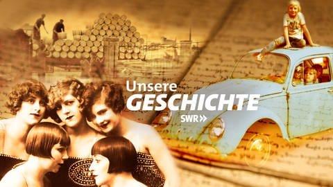 Logo Geschichte & Entdeckungen (Foto: SWR)