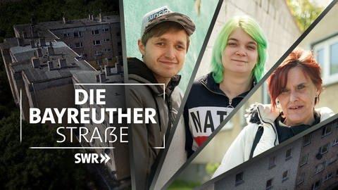 Logo 'Die Bayreuther Straße' (Foto: SWR)