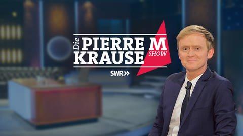 Logo Die Pierre M. Krause Show (Foto: SWR, SWR)