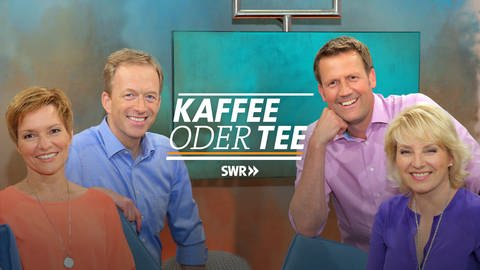 "Sendungssignet ""Kaffee oder Tee"" (Foto: SWR, SWR)"