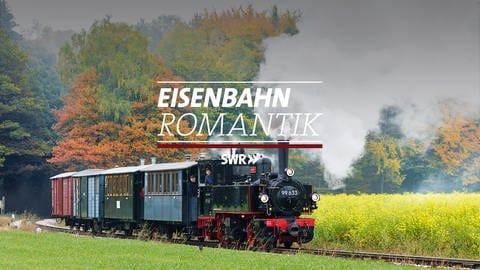 "Sendungssignet ""Eisenbahn Romantik"" (Foto: SWR, SWR)"