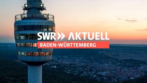 """Sendungssignet """"SWR Aktuell Nachrichten für BW"""" (Foto: SWR)"""