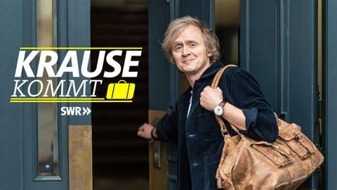 """Logo """"Krause kommt"""" (Foto: SWR)"""