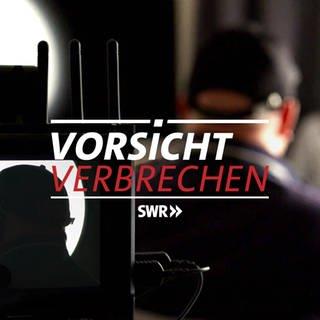 """Logo """"Vorsicht Verbrechen"""" (Foto: SWR)"""