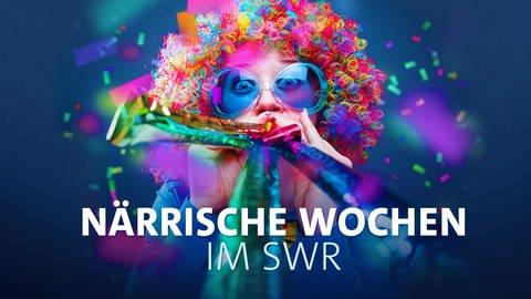 Logo Närrische Wochen (Foto: SWR)