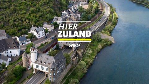 """Logo """"Hierzuland"""" (Foto: SWR, SWR)"""