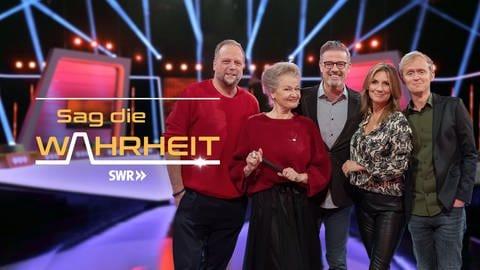"""Logo """"Sag die Wahrheit"""" (Foto: SWR, SWR)"""