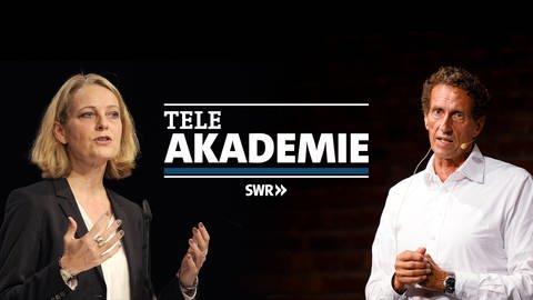 """Logo """"Tele-Akademie"""" (Foto: SWR, SWR)"""